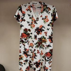 Reborn J Medium Choker Neck Tunic or Dress